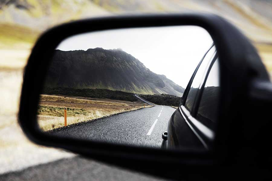 Rearview : Is delivering CBT having an hazardous effect on your behind?